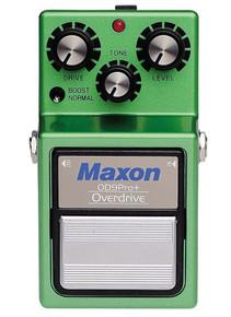 Maxon OD-9 Pro + Overdrive Pedal