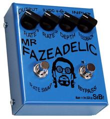 SIB Effects Fazeadelic Phase Shifter pedal