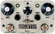 Rockett Pedals Mark Sampson Signature Hightop Overdrive / Boost pedal