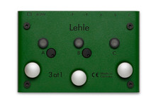 Lehle 3 at 1 SGoS Switcher - 3 instruments to 1 output