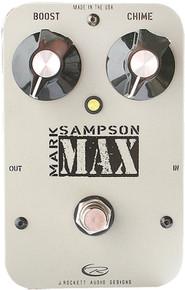 Rockett Pedals Mark Sampson Signature Max Preamp / Boost pedal