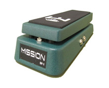 Mission Engineering SP-1 Expression Pedal - green