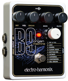 Electro-Harmonix B9 Organ Machine pedal