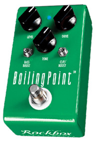 Rockbox Electronics Boiling Point Overdrive / Boost pedal