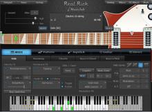 MusicLab RealRic Rickenbacker Electric Guitar plug-in - download