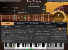 MusicLab RealGuitar Acoustic Guitar plug-in - download