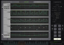 Sugar Bytes Thesys MIDI Controlled Step Sequencer - download