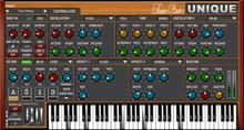 Sugar Bytes Unique Vowel Synthesizer - download