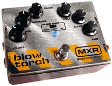 MXR M-181 Bass Blowtorch Overdrive