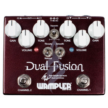 Wampler Pedals Tom Quayle Dual Fusion Overdrive pedal