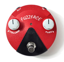 Dunlop FFM6 Hendrix Band of Gypsies Fuzz Face mini pedal
