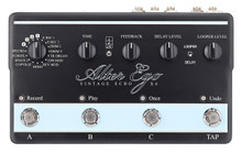 TC Electronic Alter Ego X4 Vintage Delay & Looper pedal