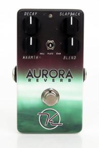 Keeley Electronics Aurora Digital Reverb pedal