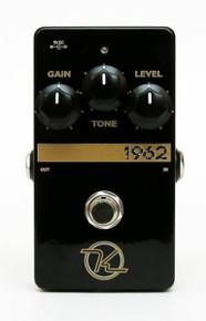 Keeley Electronics 1962 Overdrive pedal - black