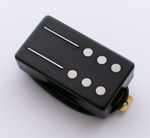 Railhammer Chisel neck humbucker - black