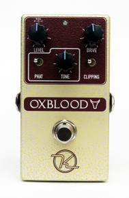 Keeley Electronics Oxblood Overdrive pedal