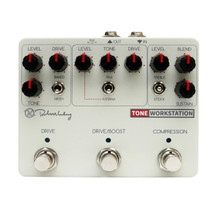 Keeley Electronics Tone Workstation pedal - drive / boost / compression
