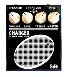 SIB Charger Pedal Sized Amp Head - 25w - 50w