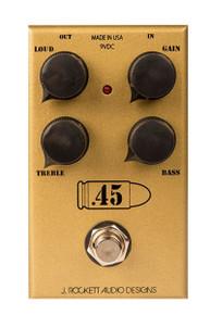 Rockett Pedals .45 Caliber Tour Series Overdrive pedal