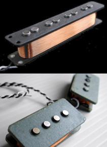 Nordstrand PJ Bass NPJ4 Pickup Set