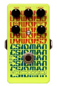 Catalinbread Csidman Digital Stutter / Glitch Delay pedal
