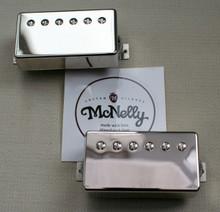 McNelly Pickups Cornucopia Humbucker set - nickel