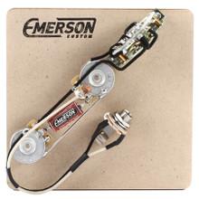 Emerson Custom Tele 3-Way Prewired Kit - 250K Pots