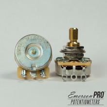 """Emerson Custom 500K Short (3/8"""") Split Shaft Pot"""