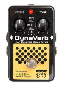 EBS Studio Edition DynaVerb Reverb pedal