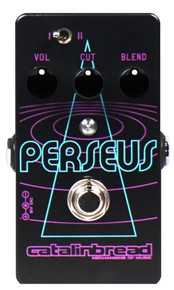 Catalinbread Perseus Sub-Octave Fuzz pedal