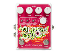 Electro-Harmonix Blurst Modulated Filter pedal w/9v power supply
