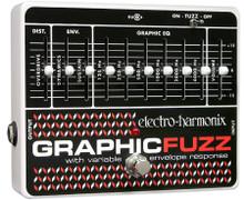 Electro-Harmonix Graphic Fuzz w/EQ