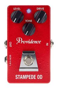 Providence SOV-2 Stampede Overdrive pedal