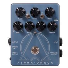 Darkglass Electronics Alpha Omega Bass Preamp / Distortion / EQ pedal