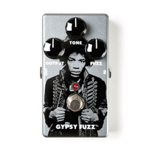 Dunlop JHM8 Limited Edition Jimi Hendrix Band of Gypsys Fuzz pedal