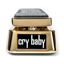 Dunlop 50th Anniversary GCB95 Gold Cry Baby Wah