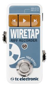 TC Electronic WireTap Riff Recorder pedal
