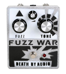 Death By Audio Fuzz War Filtered Fuzz