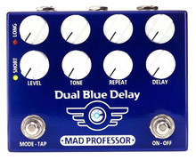 Mad Professor Dual Blue Delay w/ tap temp