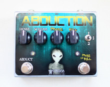 Tortuga Effects Abduction Dual Germanium Overdrive pedal
