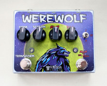 Tortuga Effects Werewolf Dual Over-Stortion pedal