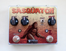 Tortuga Effects Sasquatch Dual Germanium Fuzz pedal