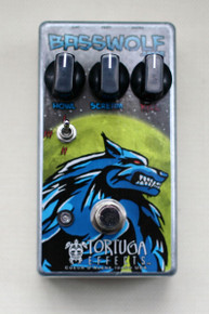 Tortuga Effects Basswolf Junior Bass Over-Stortion pedal