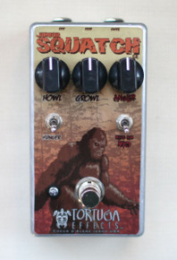 Tortuga Effects Junior Sasquatch Germanium Fuzz pedal