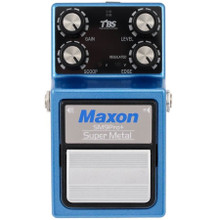Maxon SM-9 Pro+ Super Metal Distortion pedal