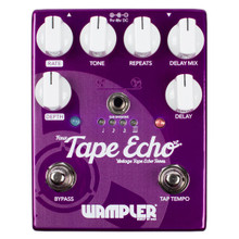 Wampler Pedals Faux Tape Echo v2 with Tap Tempo
