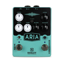 Keeley Electronics Aria Compressor Overdrive pedal