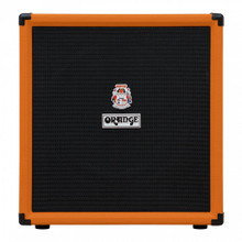 "Orange Amplification Crush Bass 100 1x15"" 100w Bass Combo Amp"