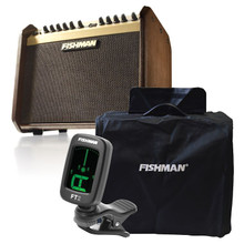 Fishman Loudbox Mini 60w Acoustic Guitar Amplifier w/ free slip cover & FT-2 Tuner