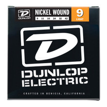 Dunlop Electric Light Guitar Strings 9-42 nickel wound